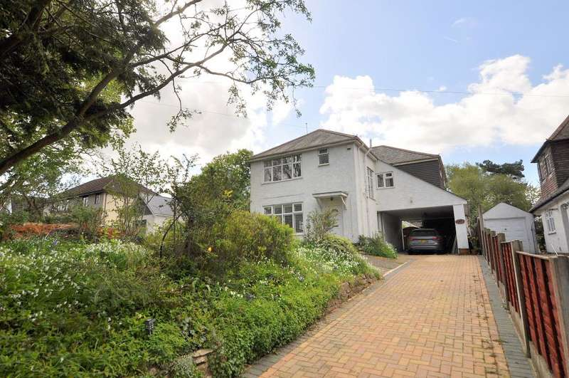 4 Bedrooms Detached House for sale in Magna Road, Bearwood