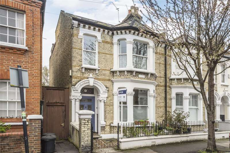 5 Bedrooms Terraced House for sale in Montholme Road, London, SW11