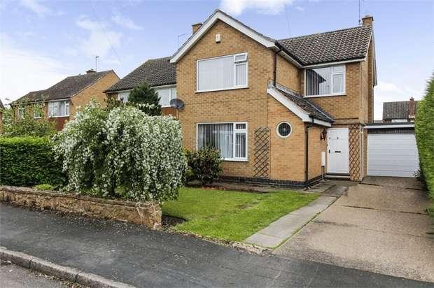 3 Bedrooms Detached House for sale in Western Fields, Ruddington, Nottingham