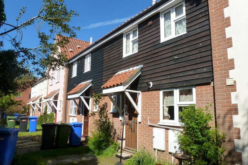 2 Bedrooms End Of Terrace House for rent in Elms Lane, Wangford, Beccles