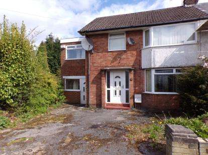 4 Bedrooms Semi Detached House for sale in Patterdale Road, Woodley, Stockport, Cheshire