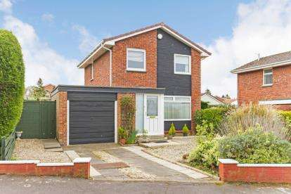 3 Bedrooms Detached House for sale in Grange Avenue, Ayr