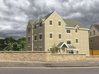 2 Bedrooms Flat for sale in Sussex Road Apartments, Sussex Road, ChapelTown, Sheffield