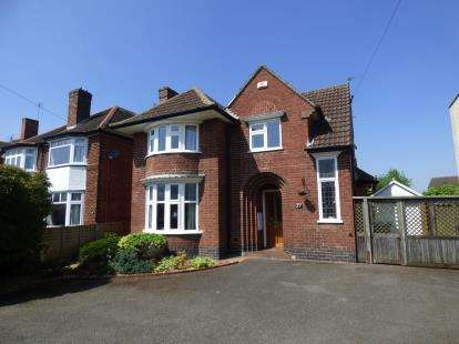 4 Bedrooms Detached House for sale in Wilsthorpe Road, Breaston, Derby, Derbyshire