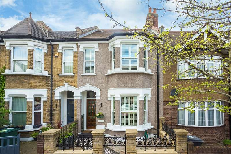 4 Bedrooms Terraced House for sale in Ulverston Road, Upper Walthamstow, London