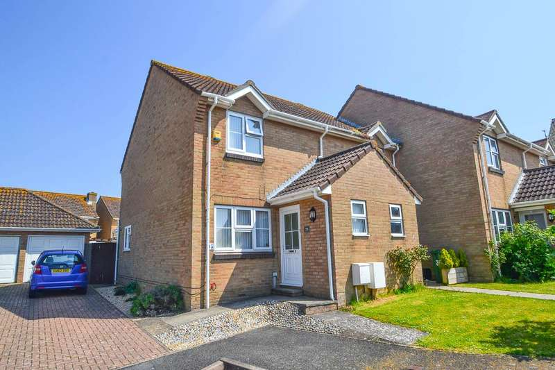 2 Bedrooms Semi Detached House for sale in Collingwood Close, EASTBOURNE
