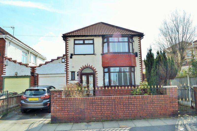 3 Bedrooms Detached House for sale in Church Road, Litherland, Liverpool