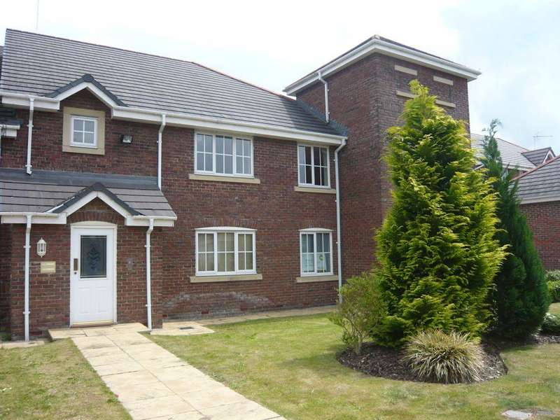 2 Bedrooms Ground Flat for rent in Masefield Close, Brockhall Village, Old Langho BB6