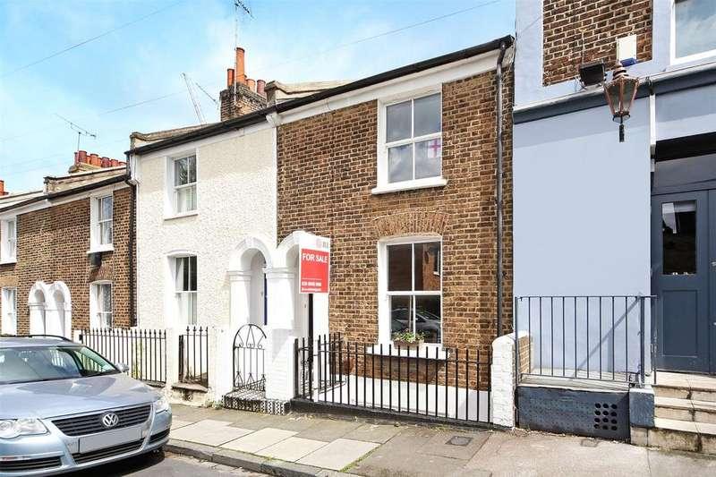 4 Bedrooms Terraced House for sale in Colomb Street, Greenwich, London, SE10