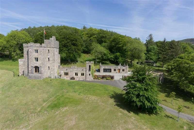 6 Bedrooms House for sale in Llanbedr Dyffryn Clwyd, Ruthin