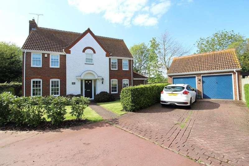 5 Bedrooms Detached House for sale in De Vere Close, Hatfield Peverel, Chelmsford, Essex, CM3