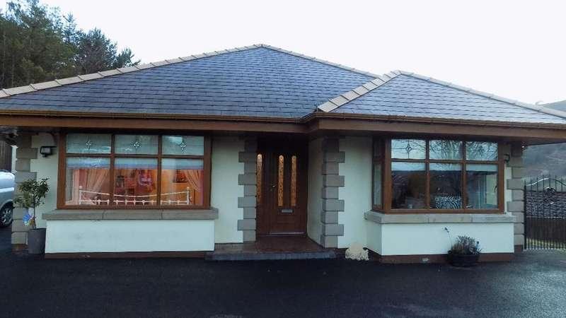 4 Bedrooms Bungalow for sale in Hen-Hafod Bungalow, Henwain Street, Blaina.NP13 3DU.