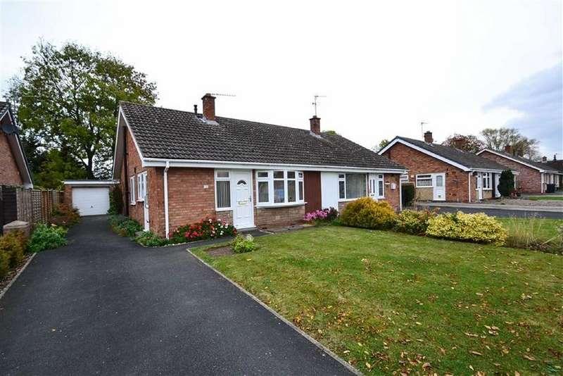 2 Bedrooms Semi Detached House for rent in Cornelia Crescent, Belvidere, Shrewsbury