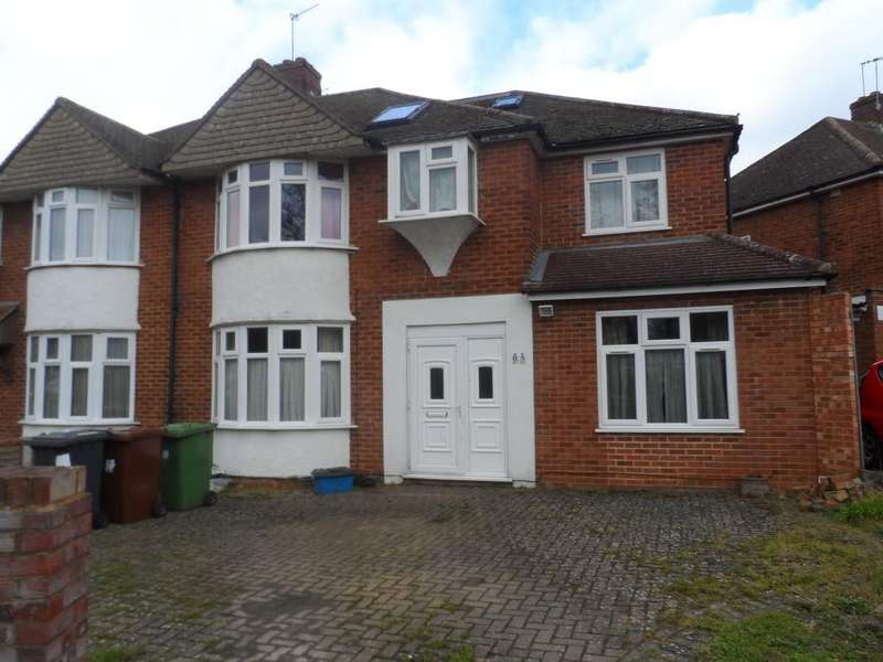 5 Bedrooms Semi Detached House for sale in Wroxham Gardens, Potters Bar