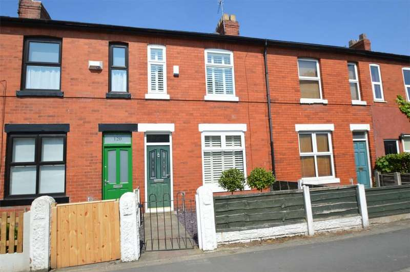 2 Bedrooms Terraced House for sale in Glebelands Road, SALE, Cheshire