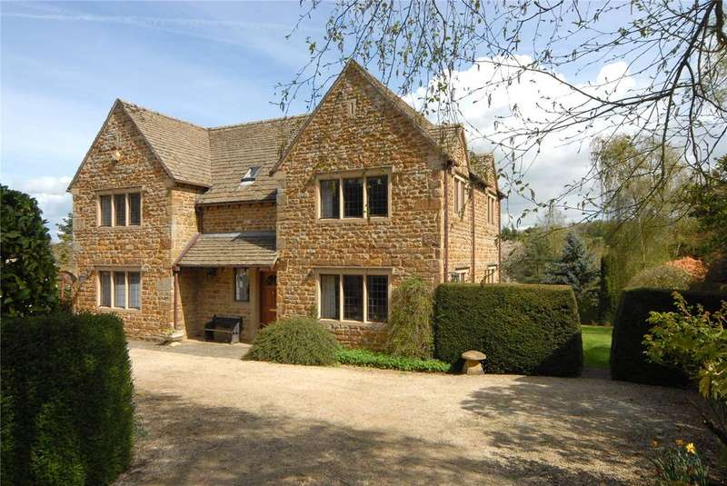 5 Bedrooms Detached House for sale in Angel Lane, Broad Campden, Chipping Campden, GL55
