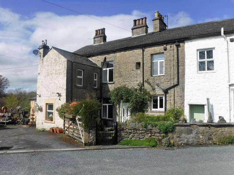 2 Bedrooms Terraced House for sale in Ingleton, North Yorkshire