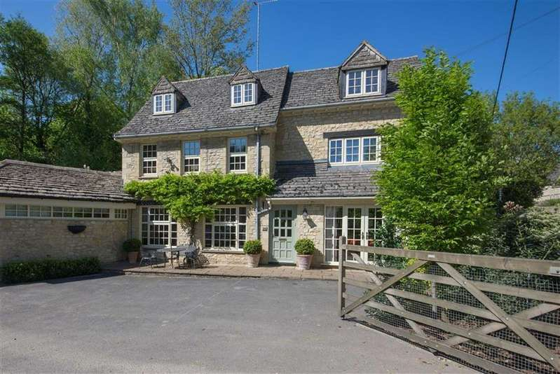 4 Bedrooms Detached House for sale in Park Street, Bladon