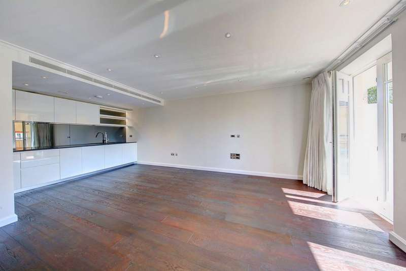 2 Bedrooms Apartment Flat for sale in Higham House West, Fulham, SW6