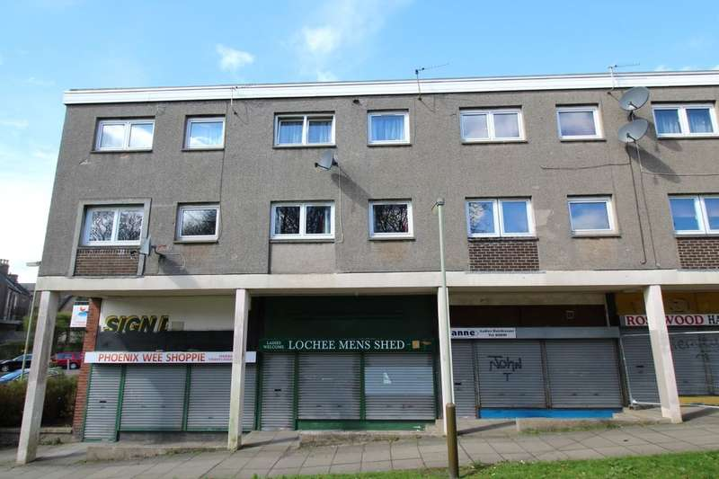 3 Bedrooms Flat for sale in Whorterbank, Dundee, DD2