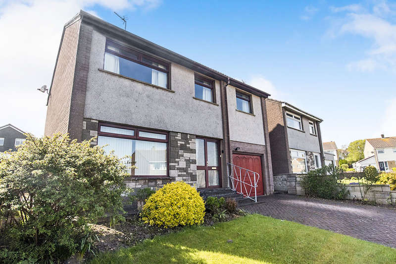 4 Bedrooms Detached House for sale in Derwentwater Close, Millom, LA18