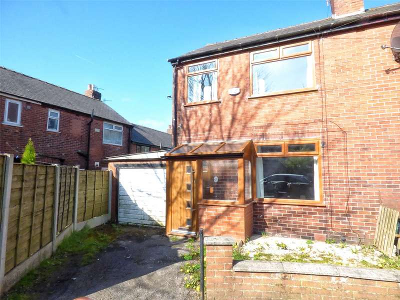 2 Bedrooms End Of Terrace House for sale in Norwood Crescent, Royton, Oldham, Greater Manchester, OL2