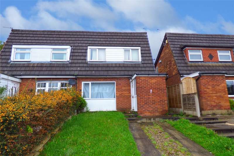 3 Bedrooms Semi Detached House for sale in Rectory Lane, Bury, Greater Manchester, BL9