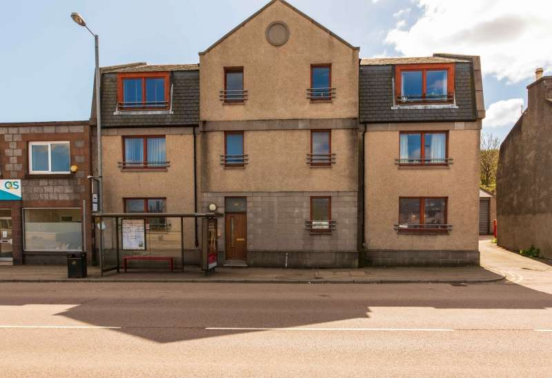 1 Bedroom Flat for sale in Auchmill Road, Bucksburn, Aberdeen, AB21 9LD
