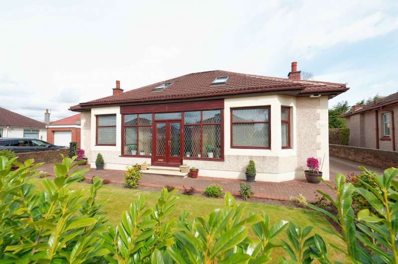 3 Bedrooms Bungalow for sale in Ailean Drive, Mount Vernon, Glasgow, G32 0RS
