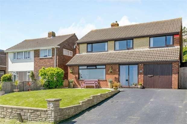 4 Bedrooms Detached House for sale in Wear Bay Road, Folkestone, Kent