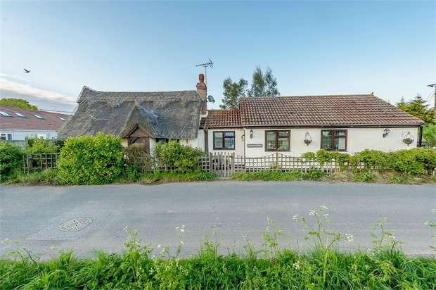 4 Bedrooms Detached Bungalow for sale in Aingers Green Road Aingers Green, Great Bentley, Colchester, Essex