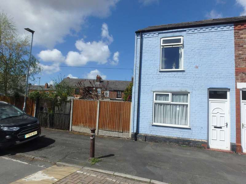 2 Bedrooms Terraced House for sale in Ford Street, Warrington