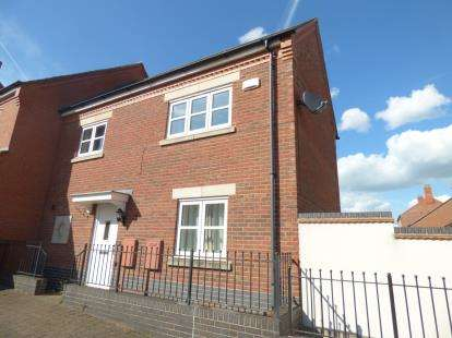 House for sale in Hallam Fields Road, Birstall, Leicester, Leicestershire