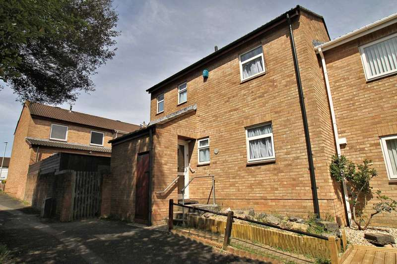 3 Bedrooms End Of Terrace House for sale in Orchard Avenue, Eggbuckland, PL6 5SA