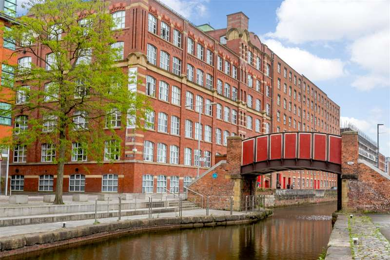 3 Bedrooms Apartment Flat for sale in O S Royal Mills, 2 Cotton Street, Manchester, M4 5BW