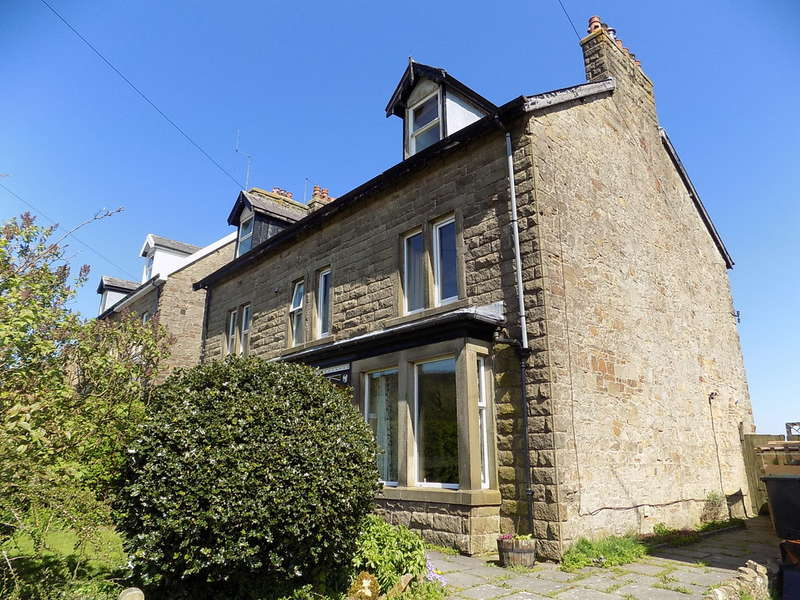 5 Bedrooms Semi Detached House for sale in Brown Edge Road, Buxton