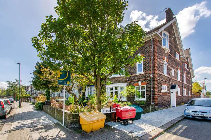 2 Bedrooms Flat for sale in Drewstead Road, Streatham Hill, SW16