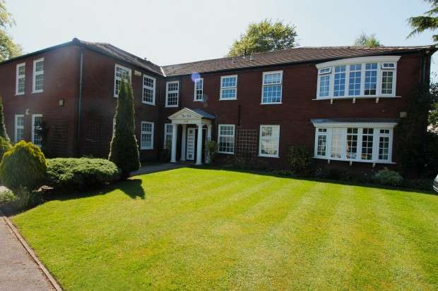 2 Bedrooms Apartment Flat for sale in The Firs, Fulshaw Park, Wilmslow, SK9