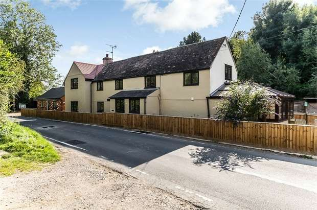 8 Bedrooms Detached House for sale in Highworth Road, South Marston, Swindon, Wiltshire