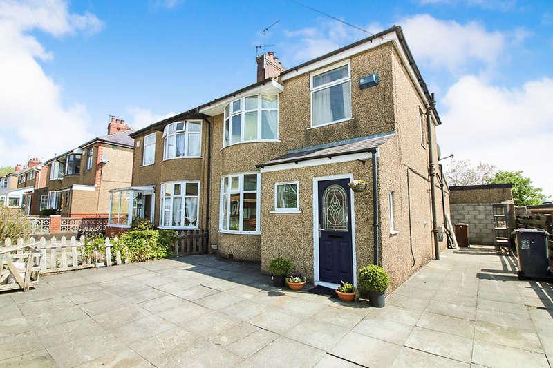 3 Bedrooms Semi Detached House for sale in Higher Croft Road, Lower Darwen, Darwen, BB3