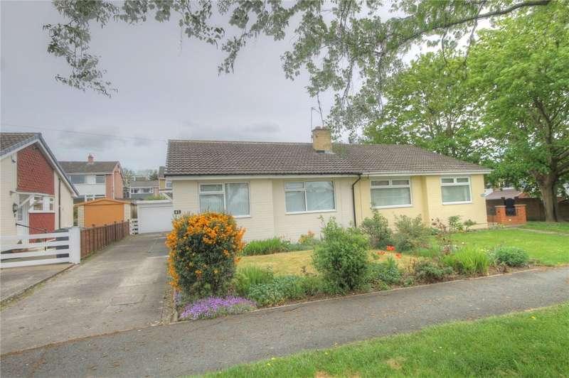 2 Bedrooms Semi Detached Bungalow for sale in Ridgeway, Darlington, DL3