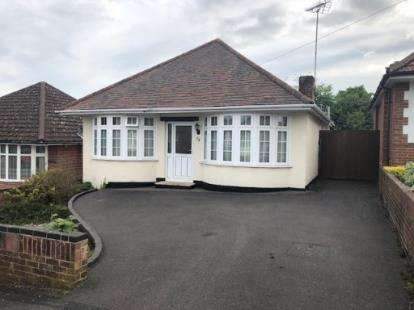 2 Bedrooms Bungalow for sale in Southampton