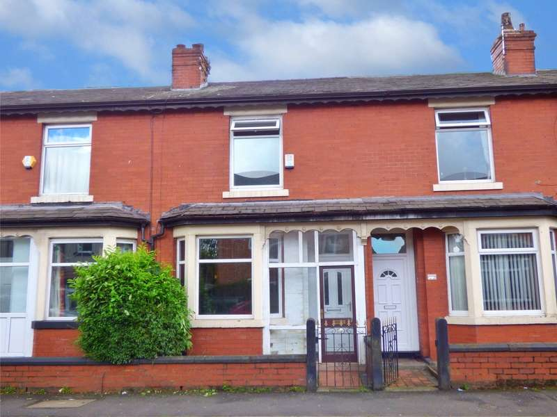 2 Bedrooms Terraced House for sale in Egerton Street, Heywood, Greater Manchester, OL10