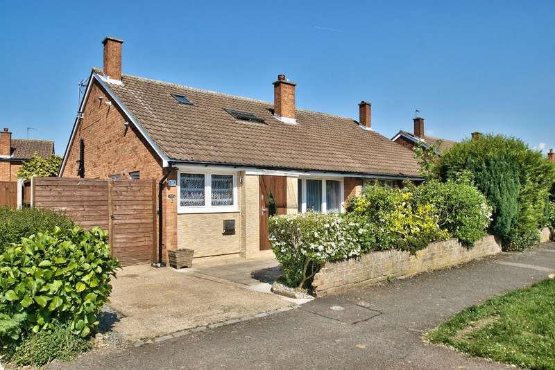 4 Bedrooms Semi Detached House for sale in Chiltern Avenue, Bedford, MK41 9EQ