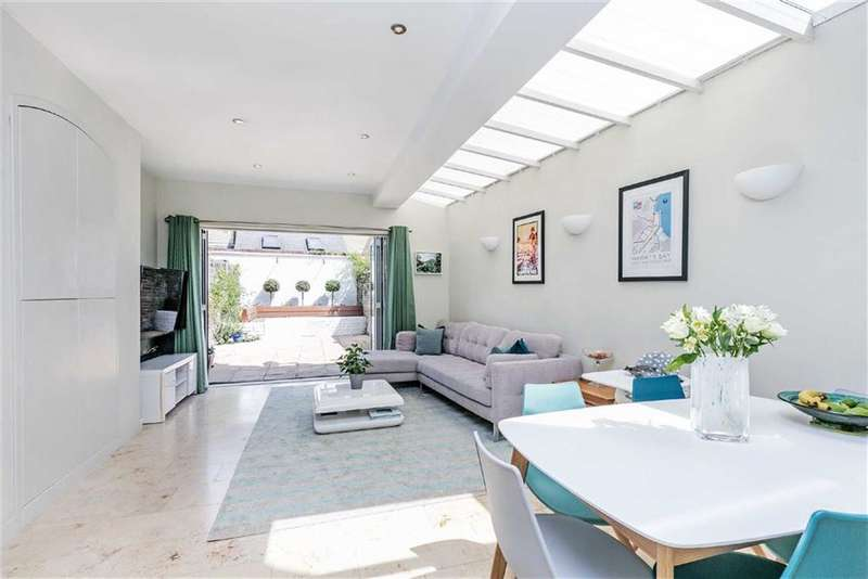 4 Bedrooms End Of Terrace House for sale in Chestnut Grove, Balham