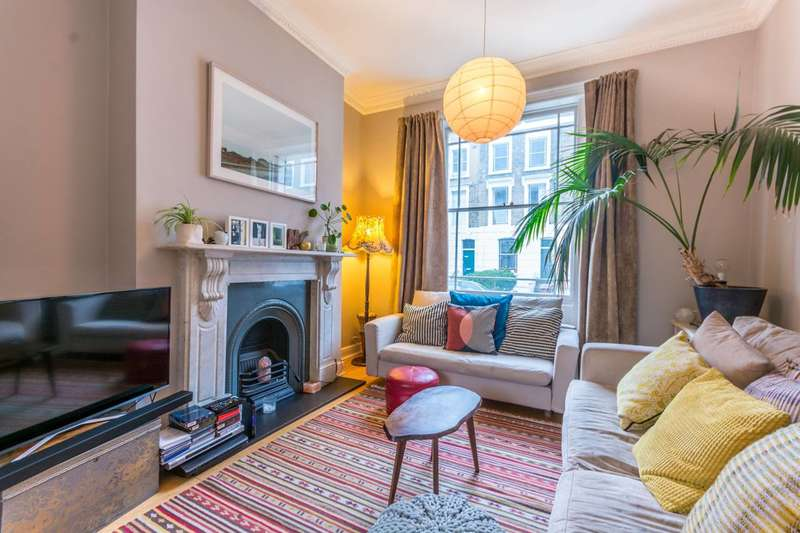4 Bedrooms House for sale in Shakspeare Walk, Stoke Newington, N16