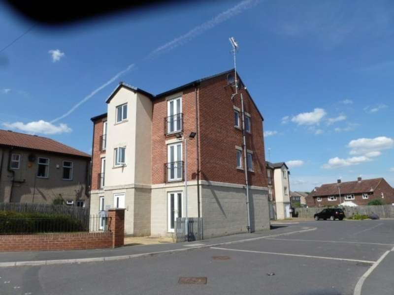 1 Bedroom Apartment Flat for rent in Meadow Court, Wakefield WF2