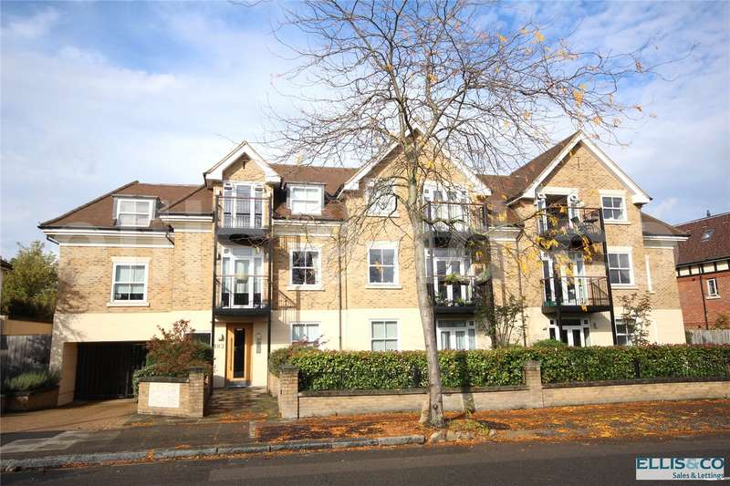 2 Bedrooms Flat for sale in Lanta House 183 Holders Hill Road Mill Hill