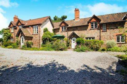 5 Bedrooms Detached House for sale in Nether Stowey, Bridgwater, Somerset