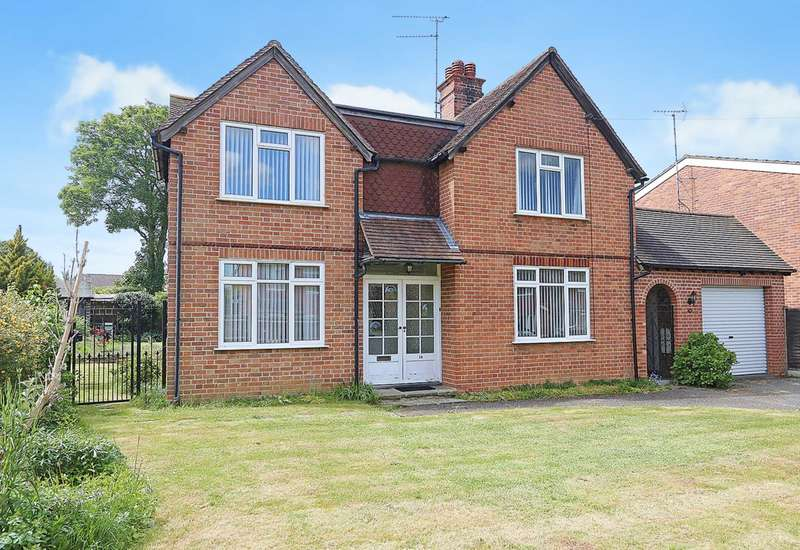4 Bedrooms Detached House for sale in Pangbourne, Berkshire